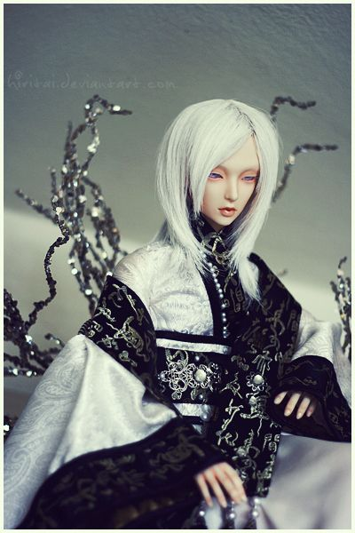 Muñecas japonesas