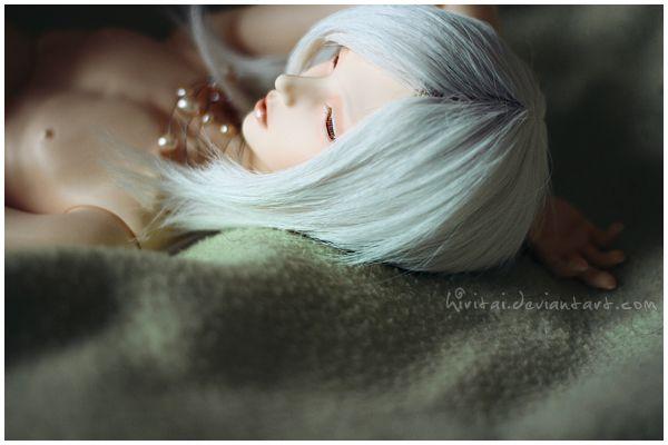 Japanese dolls. Cool (40 photos)