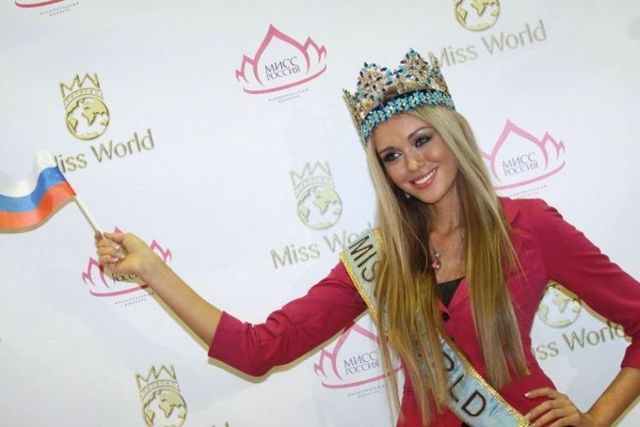 Fresh pictures from Miss World 2008 (10 photos)