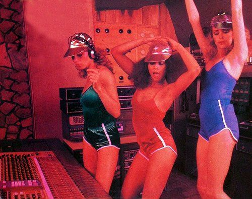 The hot 80's (64 photos)