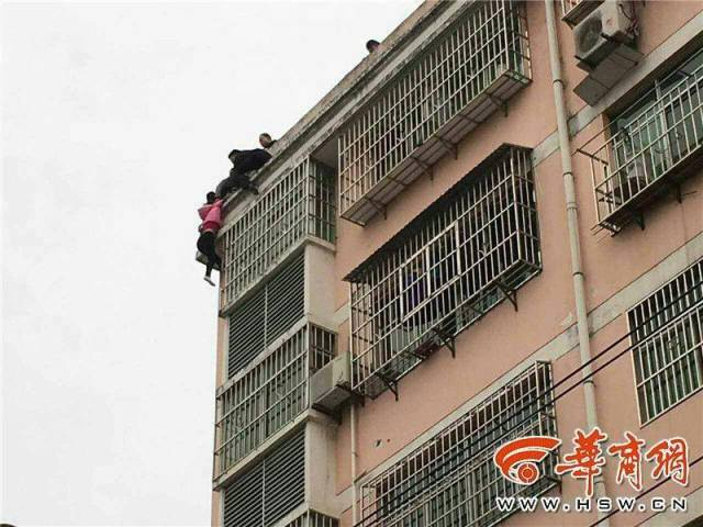 This Chinese Man Doesn't Give Up His Wife That Easily