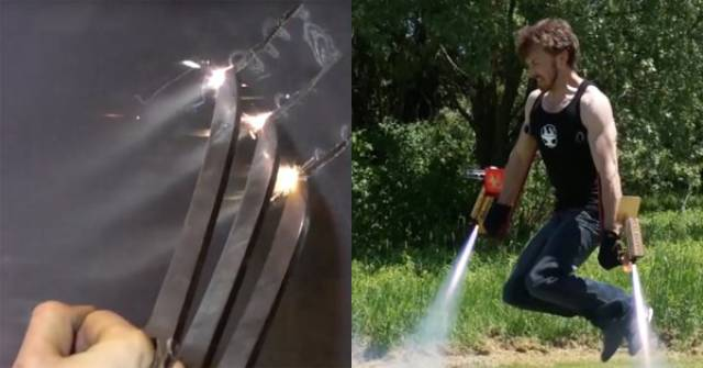 This Man Brings Superheroes To Real World By Creating Their Weapons