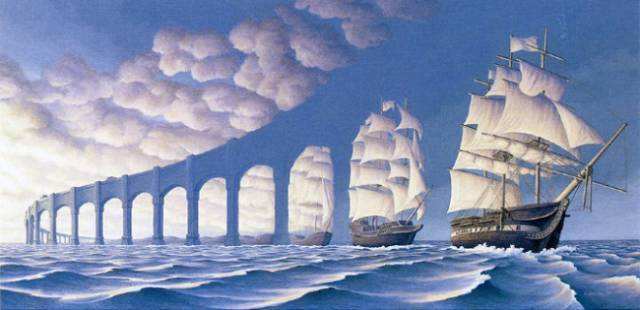 Crush Your Mind With These Optical Illusions