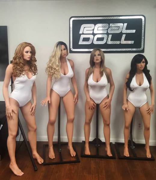 Looks Like Sex Dolls Are Seeking To Replace Real Women Pretty Soon