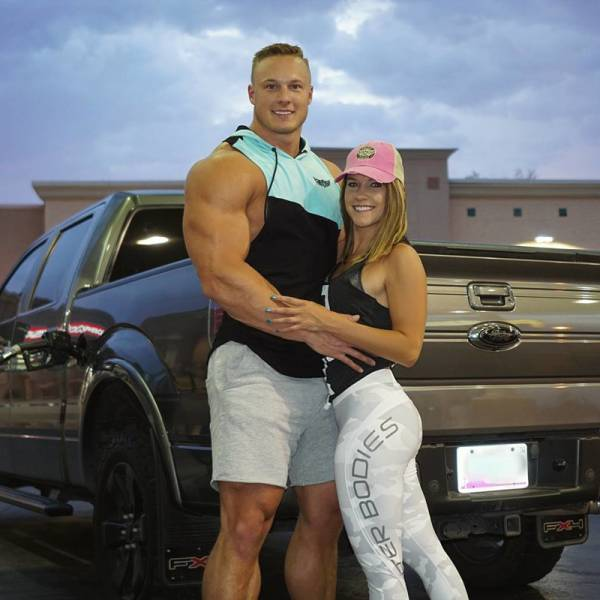 He Turned From A Skinny Teen Into A Heap Of Muscles Thanks To Support From His Wife