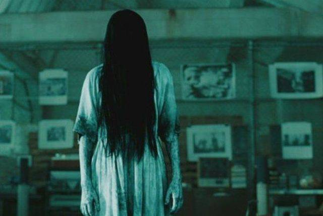 "The Girl From ""The Ring"" Is Actually Quite Opposite To Horrifying Right Now"