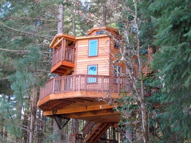 Treehouses Are Everything You Could Wish For To Escape The Noise Of The City