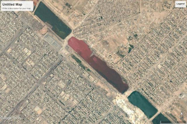 Google Earth Shows Us So Many Puzzling Places