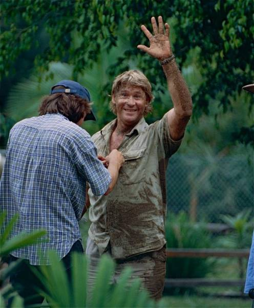 The Legend Of Steve Irwin
