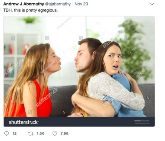 Distracted Boyfriend Meme Has Quite An Epic Backstory