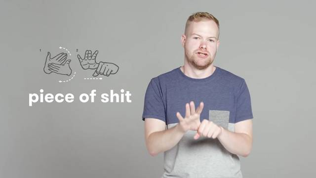 Now You Know How To Swear In Sign Language