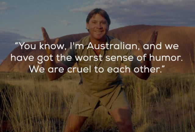 Never Forget To Celebrate Steve Irwin's Birthday!
