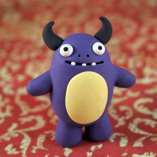Modeling Clay Monsters 70 Photos Izismile Com