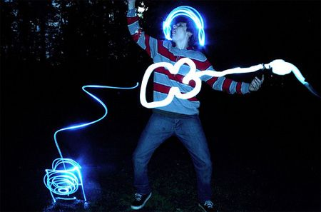 Beautiful Light Graffiti (21 photos)