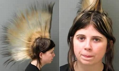 15 the most unfortunate mugshots (15 photos)