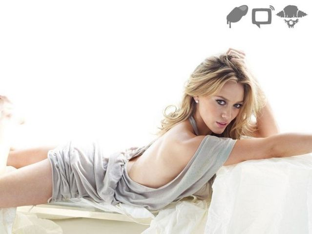 Hilary Duff in the Maxim magazine (27 photos)
