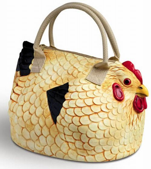 The most unusual purses (12 photos)
