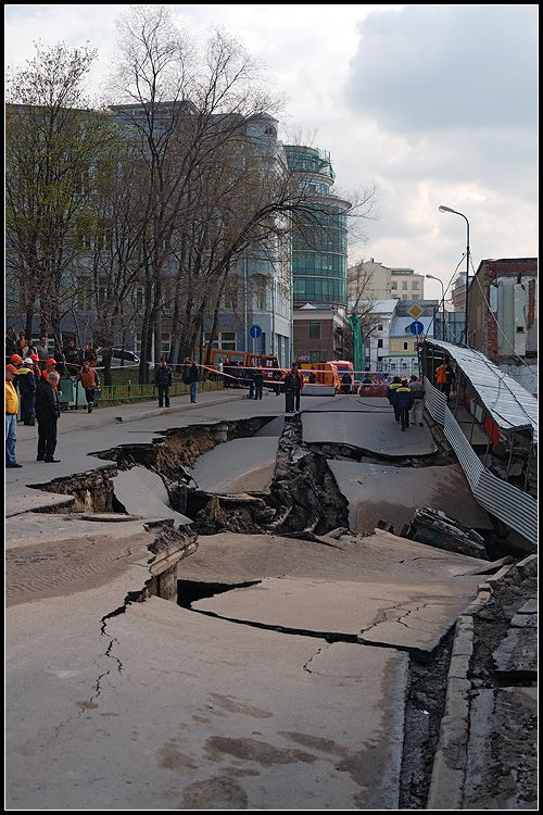 Horrible roads (18 photos)