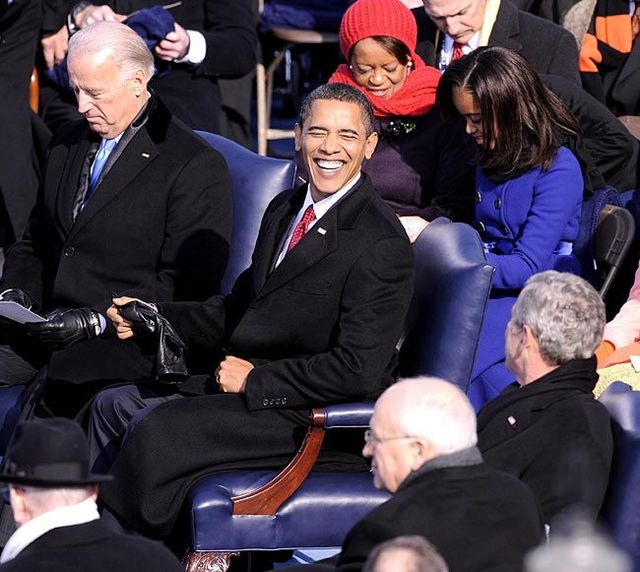 Barack Obama inauguration (47 photos)