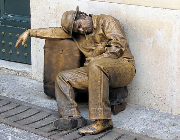 Amazing statues come alive (15 photos)