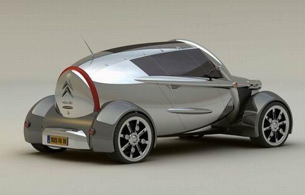 citroen concept car 5 photos. Black Bedroom Furniture Sets. Home Design Ideas