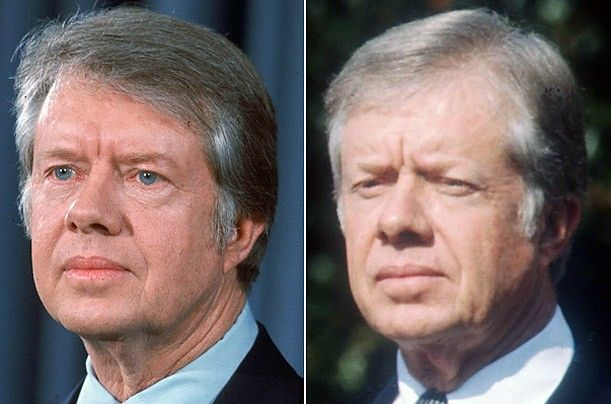 American presidents get older very fast at work (5 photos)