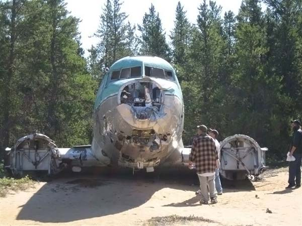 Abandoned planes (29 photos)