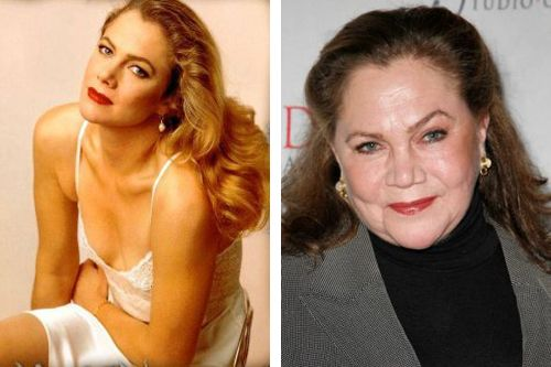 How celebs grow old (20 photos)