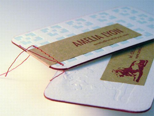 Great creative business cards (32 photos)