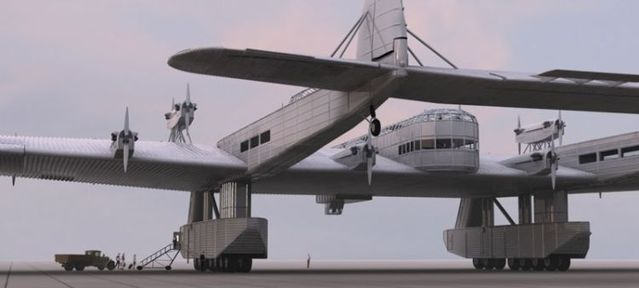 Huge plane (11 photos)