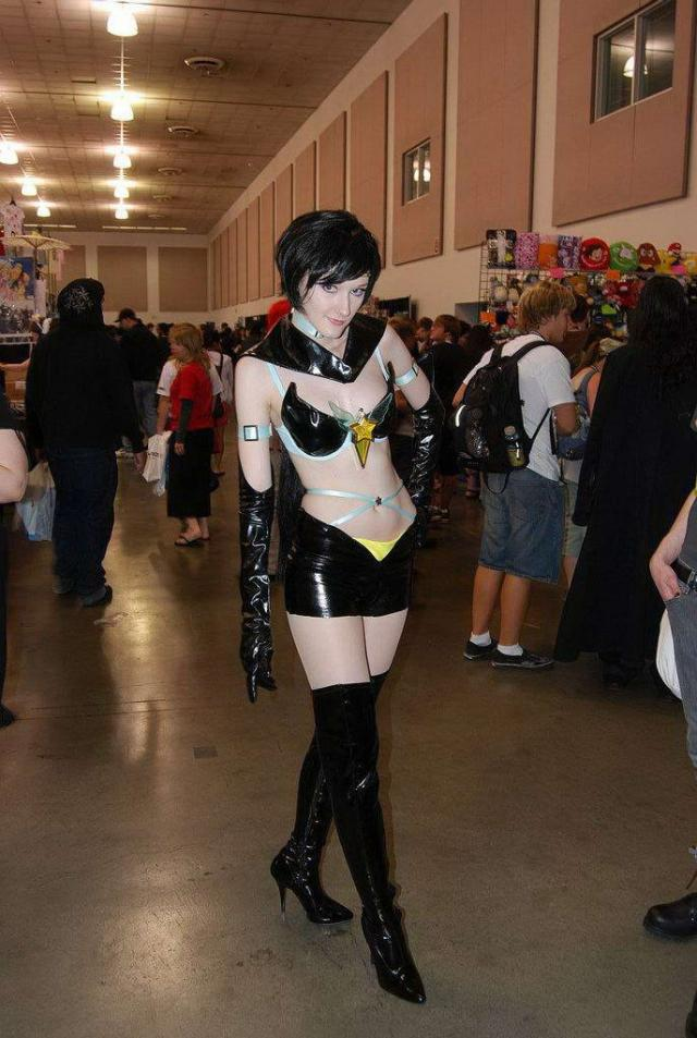 Cosplay girls (35 photos)