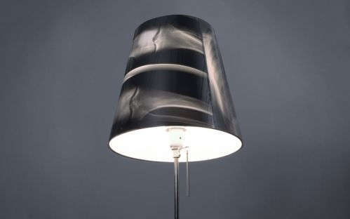 Cool original lamp (3 photos)
