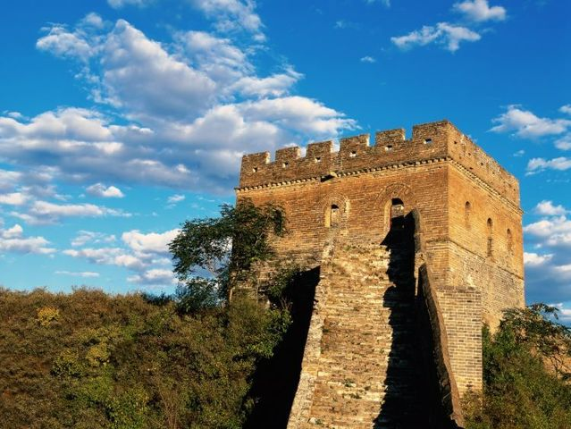 Great Wall of China (20 photos)