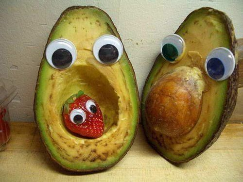Amusing food (15 photos)