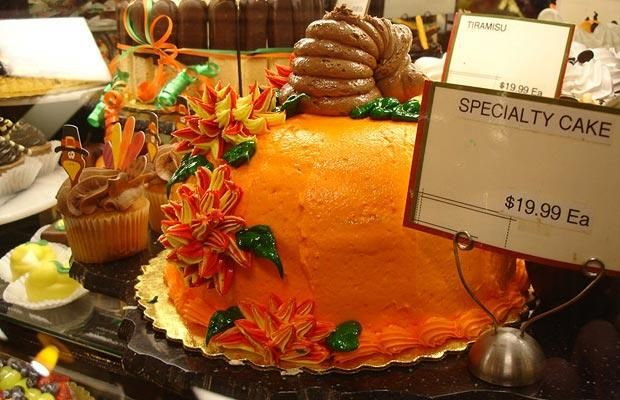 Weird cakes (17 photos)