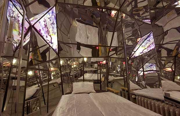 The oddest hotels in the world (15 photos)
