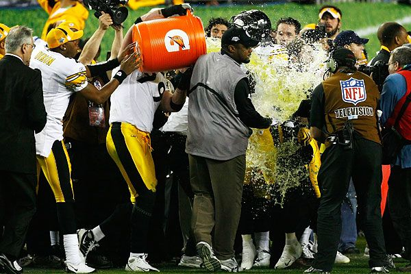 Pittsburgh Steelers win Super Bowl XLIII (20 photos)