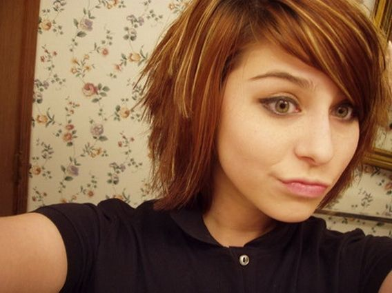 Other emo girls (15 photos)