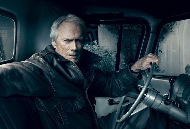 Clint Eastwood Gran Torino Car >> Directors with actors by Annie Leibovitz (10 photos) - Izismile.com