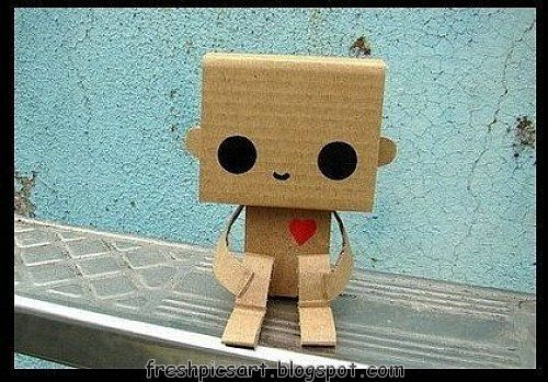 Crafts and figures with cardboard boxes, fun ideas! (27 photos)