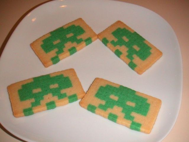 Pixel cookies (13 photos)