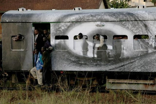 Interesting art project in Kenya (33 photos)