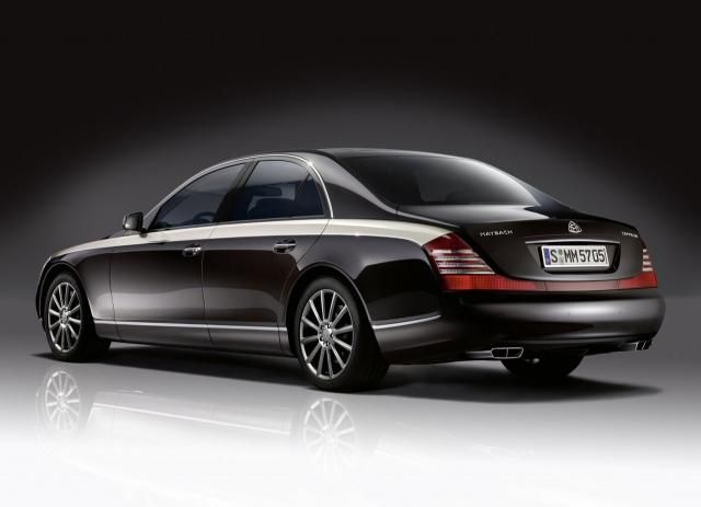 Maybach Zeppelin (10 photos)