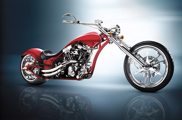 The evolution of Harley-Davidson (13 photos)