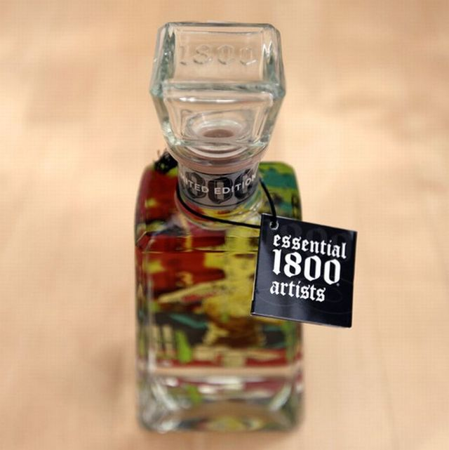 Pretty tequila bottles (14 photos)