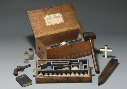 What they used against vampires back then (25 photos)