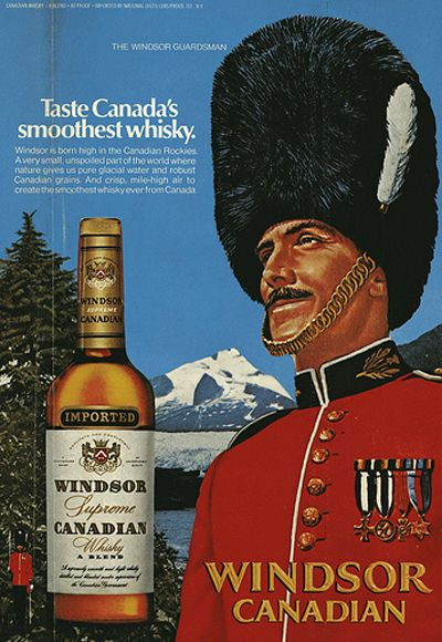 30 vintage whiskey ads (30 photos)