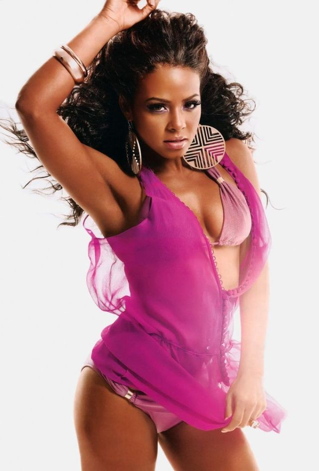 Christina Milian (6 photos)