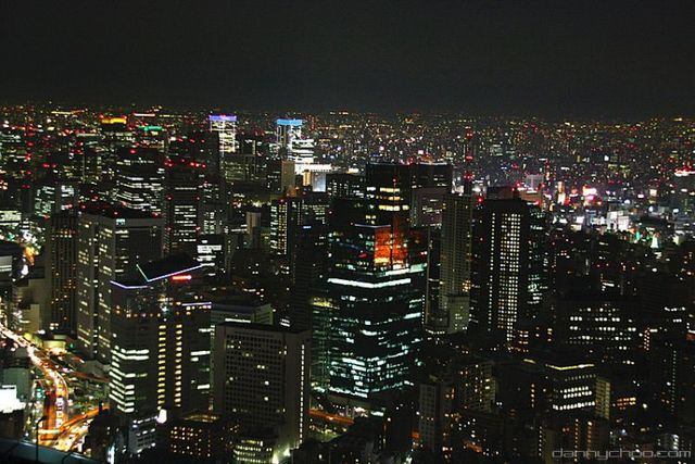 Tokyo by night (23 photos)