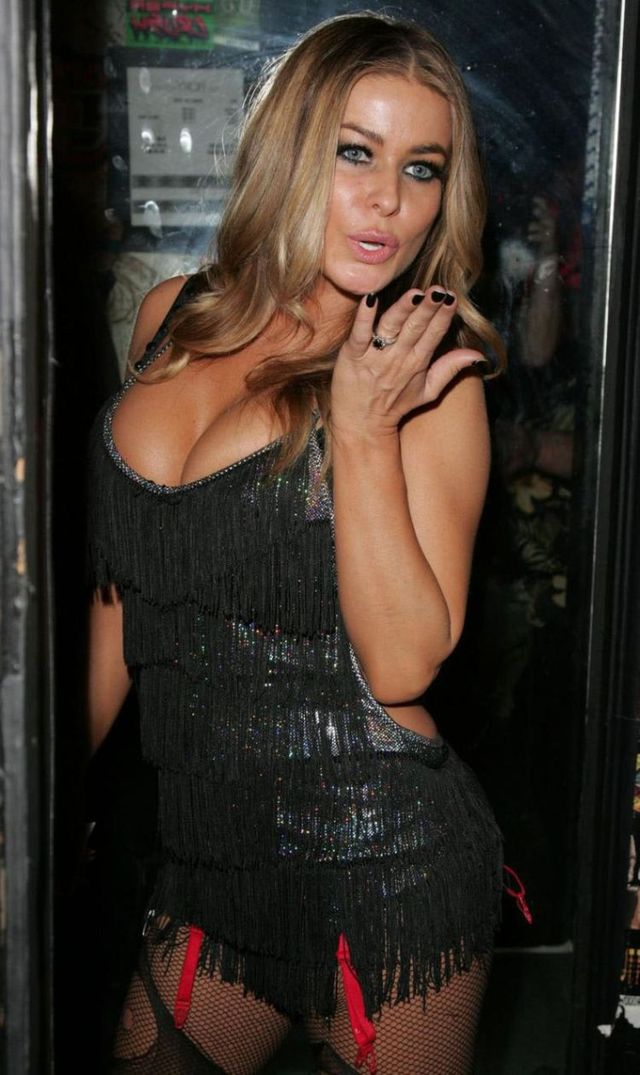 Carmen Electra (7 photos)